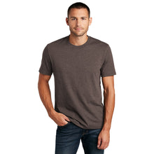 Load image into Gallery viewer, District ® Re-Tee ™- Deep Brown Heather