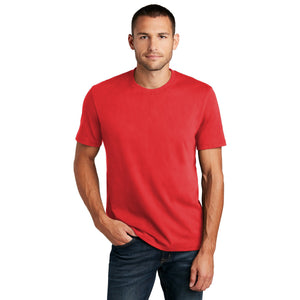 District ® Re-Tee ™-RUBY RED