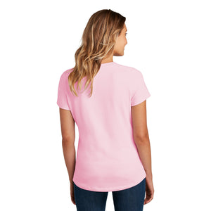 District ® Women's Flex Scoop Neck Tee - Lilac