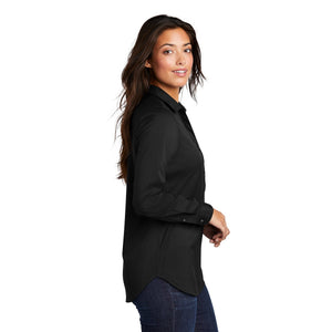 Port Authority ® Ladies City Stretch Tunic - Black