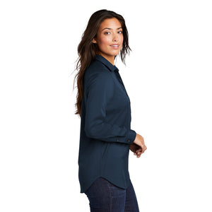 Port Authority ® Ladies City Stretch Tunic - River Blue Navy