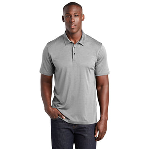 Sport-Tek ® Endeavor Polo-Light Grey Heather