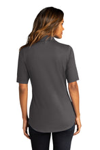 Load image into Gallery viewer, CAPELLA Ladies City Stretch Top - Graphite