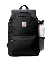 CAPELLA Carhartt® Canvas Backpack - Black