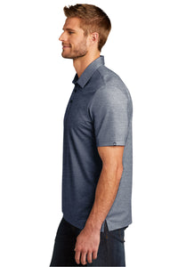 CAPELLA Travis Mathew Oceanside Heather Polo - Blue Nights Heather