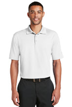 Load image into Gallery viewer, Nike Dri-FIT Micro Pique Polo - White