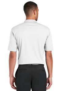 Nike Dri-FIT Micro Pique Polo - White