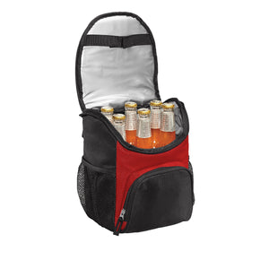 OGIO® - Chill 6-12 Can Cooler - Red