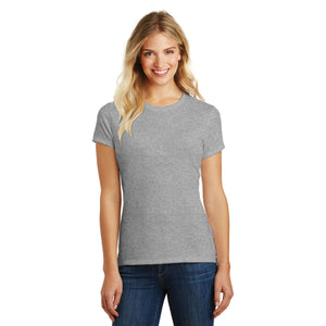 District ® Women's Perfect Blend ® Tee - Light Heather Grey
