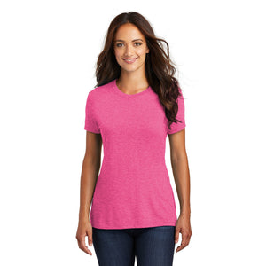 District ® Women's Perfect Tri ® Tee - Fuchsia Frost