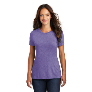 District ® Women's Perfect Tri ® Tee - Purple Frost