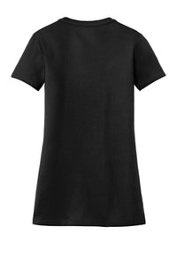 New Era® Ladies Heritage Blend V-Neck Tee - Black