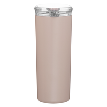 Load image into Gallery viewer, CAPELLA petal tumbler - matte matte mink