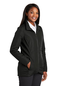 Port Authority ® Ladies Collective Insulated Jacket - Deep Black