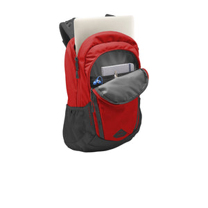The North Face ® Connector Backpack - Rage Red/ Asphalt Grey