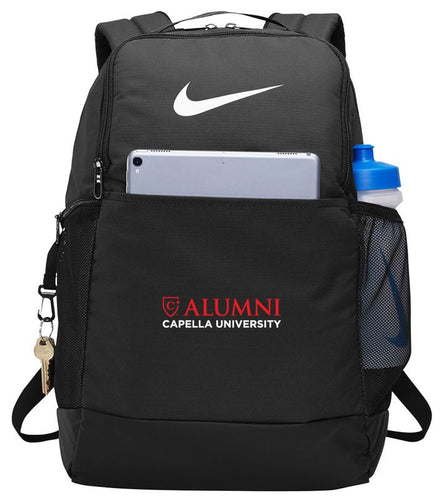 CAPELLA ALUMNI Nike Brasilia Backpack - Black