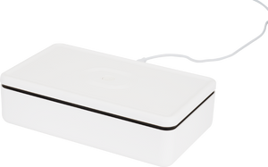 CAPELLA 15W Wireless Charger & Sanitizer Box - This item ships on May 10th