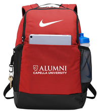 Load image into Gallery viewer, CAPELLA ALUMNI Nike Brasilia Backpack - University Red