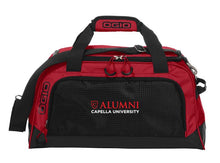 Load image into Gallery viewer, CAPELLA ALUMNI OGIO® Breakaway Duffel - Red