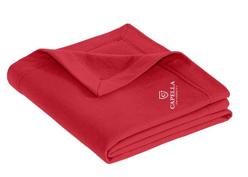 Gildan® DryBlend® Stadium Blanket - Red