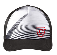 Load image into Gallery viewer, Port Authority ® Photo Real Snapback Trucker Cap - City Street