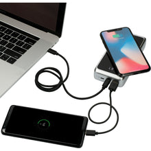 Load image into Gallery viewer, Vent 20000 mAh USB-C PD Fast Wireless Power Bank