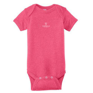 Rabbit Skins™ Infant Fine Jersey Bodysuit- RED