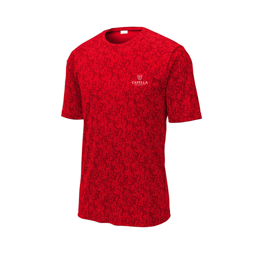 Sport-Tek ® Digi Camo Tee - True Red