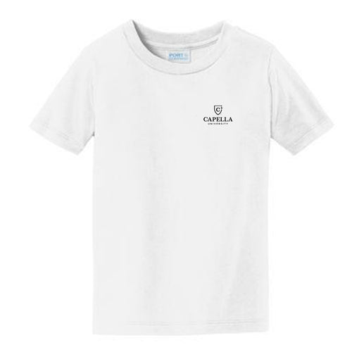 Port & Company® Toddler Fan Favorite™ Tee-WHITE