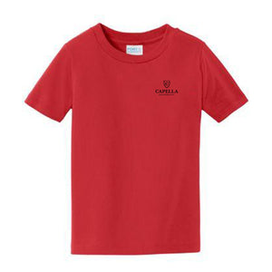 Port & Company® Toddler Fan Favorite™ Tee-RED