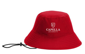 New Era ® Hex Era Bucket Hat - Scarlet