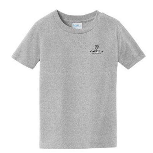 Port & Company® Toddler Fan Favorite™ Tee-ATHLETIC HEATHER