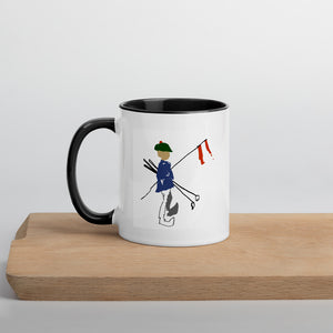 Open image in slideshow, FlagBag Golf Co. Mug with Color Inside
