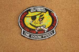 """THE DOOM PUSSY"" Patch"