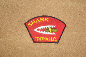 174th A.H.C. SHARK Patch