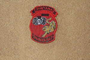 Montana Recon Team Patch