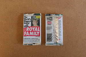 Royal Family Trading Cards