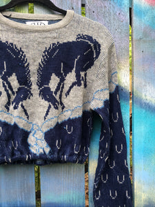 Rodeo Crop Sweater