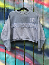 Load image into Gallery viewer, Bermuda Triangle Cropped Crewneck