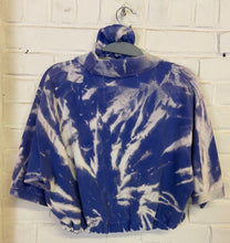 Load image into Gallery viewer, Acid Wash Midi Shrug