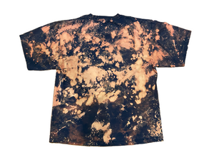 Patriots Acid Wash Tee