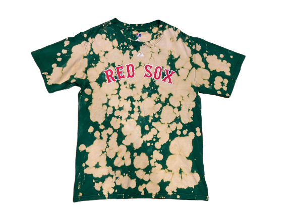Red Sox Acid Wash Tee