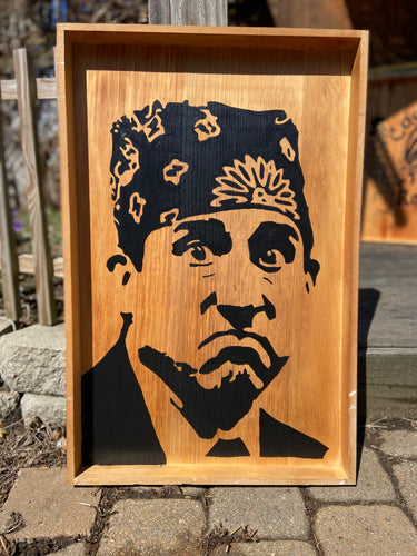 Prison Mike Lab Tray