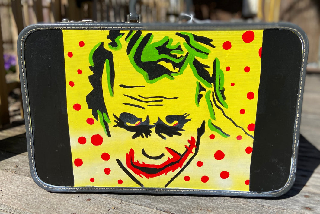Batman v Joker Luggage