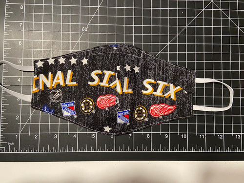 Original Six Ear-loop Mask