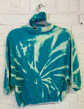 Load image into Gallery viewer, Acid Wash Polo Midi Shrug