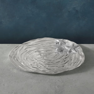 Aruba Triangle Platter Large