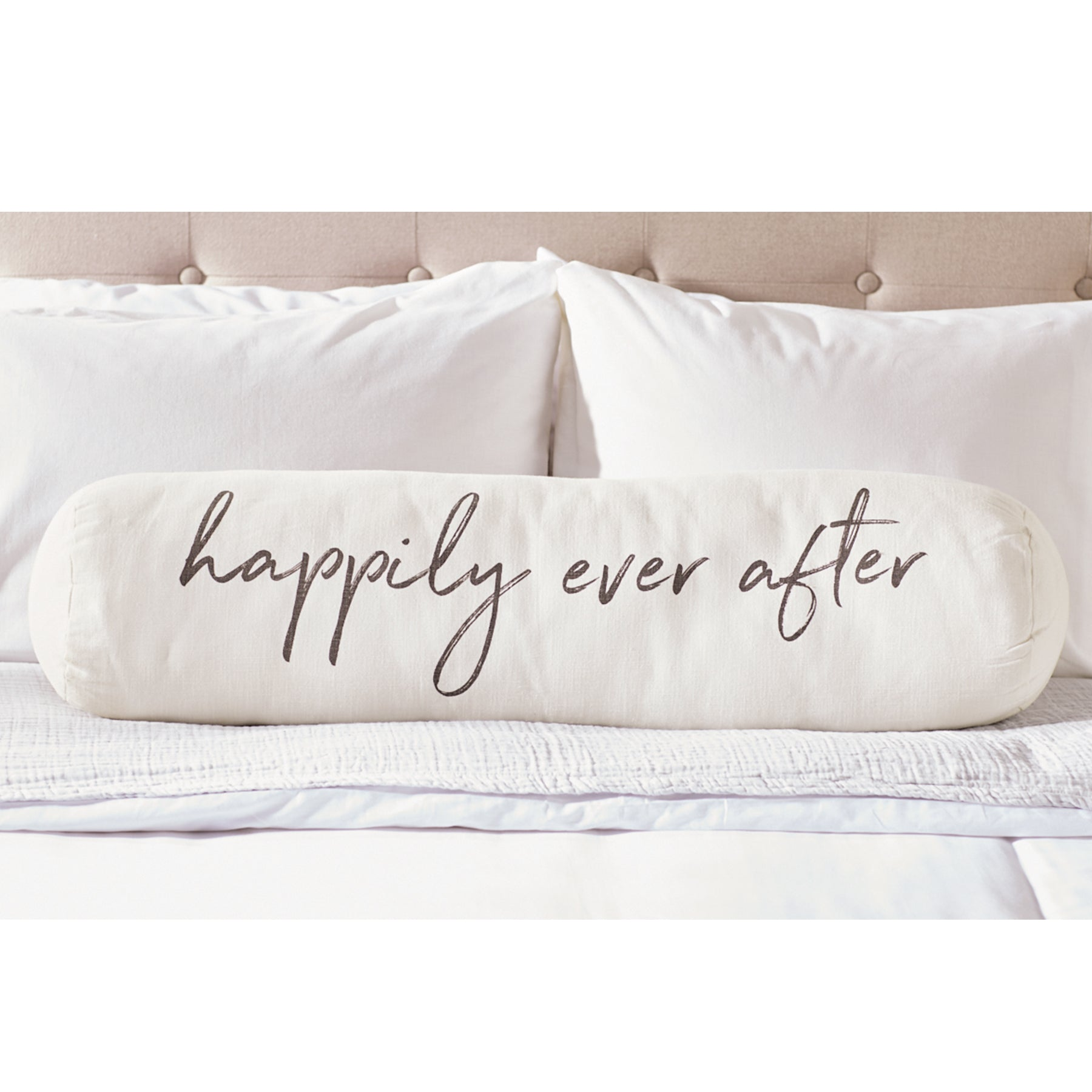 Mudpie Happily Ever After Pillow