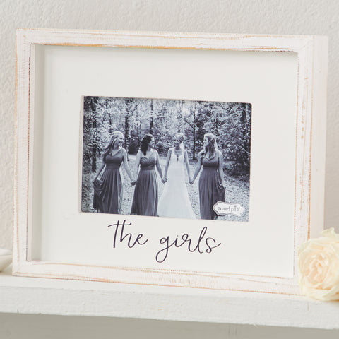 4x6 The Girls Frame