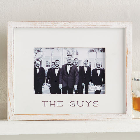 4x6 The Guys Frame